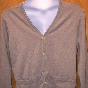 J Crew Cardigan Sweater LRG